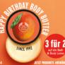 3-für-2-Aktion bei fast allen Linien von The Body Shop
