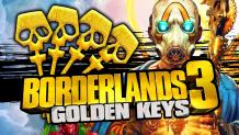 3 Goldene Schlüssel für Borderlands 3