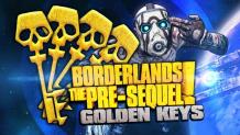 5 Golden Schlüssel für Borderlands Pre-Sequel