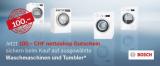 100.- nettoshop.ch Gutschein beim Kauf auf ausgewählte Waschmaschinen und Tumbler