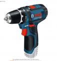 Bosch Professional GSR 12V-15 Solo zum Bestpreis bei Amazon.de (Keine Lieferung in die CH)