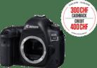 Canon EOS 5D Mark IV Body zum Best Price Ever bei MediaMarkt – 300.- Cashback zusätzlich