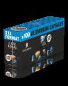 Café Royal: 100x Lungo Kapseln zum Aktionspreis (kumulierbar mit 15% durch NL ab CHF 40.-)