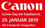 Canon-Day bei DayDeal.ch am 29.01.