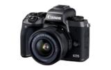 CANON EOS M5 im Kit mit 15-45mm IS STM Objektiv bei brack für 799.- CHF