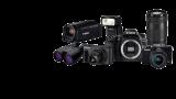10% auf Fotoprodukte von Canon plus Cashback