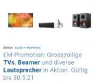 TV, Sound & Beamer EM Angebote bei Digitec, z.B. Samsung QE85Q95T