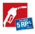 Migrol 5 Rp./L Rabatt auf Benzin und Diesel