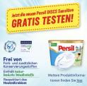 GZG Persil Discs Sensitive gratis testen (nur in Deutschland)