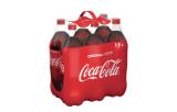 Vorankündigung: Tages Aktion – 50% auf Coca Cola 6×1.5 Liter