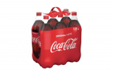 Tages Aktion – 50% auf Coca Cola 1.5 Liter