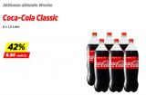 Coca Cola 6 x 1.5l für CHF 6.95 bei Denner.