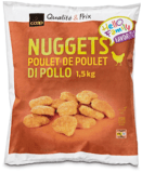 1.5kg Chicken Nuggets bei Coop für CHF 10.40
