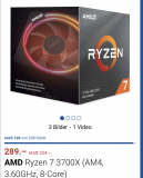 AMD Ryzen 7 3700X bei digitec
