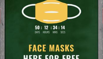 Keys.discount: Gratis Schutzmaske mit 2 Filter