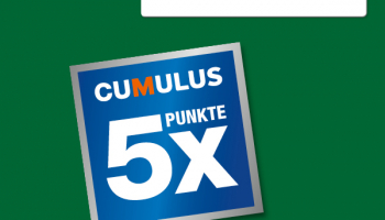 5x Cumulus-Punkte aufs gesamte Do it + Garden Sortiment