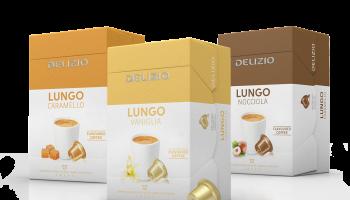 18% auf XXL Kaffee-Packungen bei Delizio