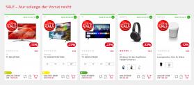 Multimedia Weekend Sale bei Brack.ch