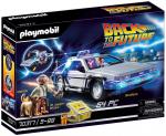 """Playmobil DeLorean-Auto aus """"Zurück in die Zukunft"""" bei Amazon.de"""