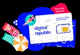 Sommer Specials von Digital Republic (Internet und Mobile Abos)
