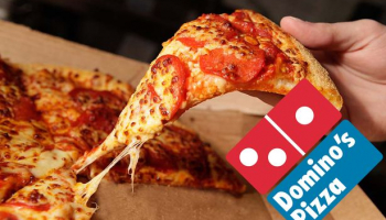 Domino's Halloween-Special – Jede* Pizza für CHF 12.90