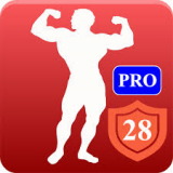 Heimtraining Gym Pro App kostenlos im Google Play-Store (Android)