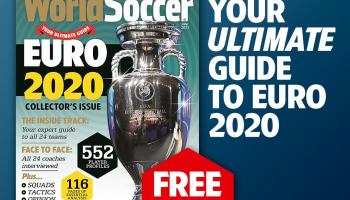 Gratis Magazin: Digitale Euro 2020 Ausgabe vom World Soccer
