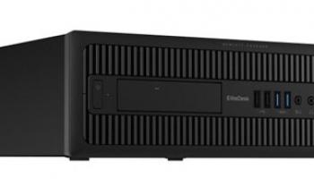 HP EliteDesk 800 G1 SSF (Refurbished) Core i5 / 4GB / 500GB