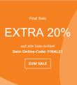 20% extra auf alle Sale-Artikel bei ESPRIT
