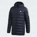 Adidas TERREX Essentials Down Parka Blau im Adidas Shop (Grössen S-XL)
