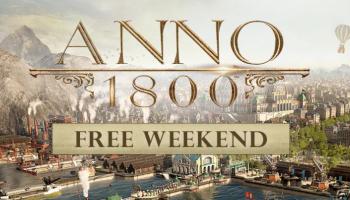 Anno 1800 Free Weekend bei Ubisoft (nur für PC-Spieler)
