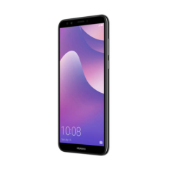 HUAWEI Y7 (2018), 16GB, Schwarz bei microspot im Tagesdeal für 154.- CHF