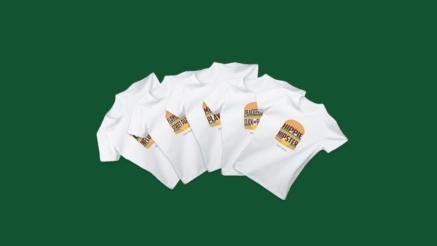 Heute um Punkt 11.00 Uhr wieder BigMac T-Shirts zu gewinnen
