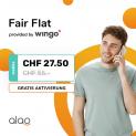 Wingo Fair Flat bei alao.ch
