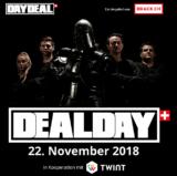 Ankündigung – DealDay bei DayDeal am 22. November ab 09:00 Uhr