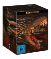 Game of Thrones 4K Ultra-HD Blu-Ray Box bei Amazon.de
