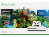 Xbox One S 1.0 TB inkl Minecraft für CHF 199.-
