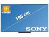 Sony TV Aktion bei Conforama