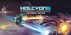 Gratis bei EPIC: Halcyon 6 Starbase Commander