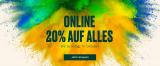 The Body Shop: 20% auf alles im Onlineshop