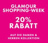 Glamour Shopping-Week: 20% Rabatt auf die gesamte Damen & Herren Kollektion bei WE Fashion