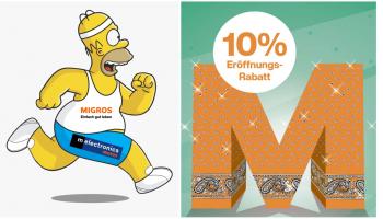 Wieder-/Neueröffnung Migros Glarus mit melectronics inkl. 10 % Rabatt auf alles*