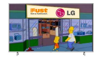 günstiger Einstiegs-TV von LG in die 75″-Klasse bei FUST
