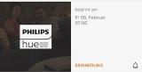 (Vorankündigung) – Philips HUE Deal bei Zalando Lounge 05.02.2021