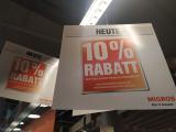 [lokal] Migros Wohlen AG: 10% auf alles – kombinierbar mit 10.- ab 80.- Schaltjahr-Bon