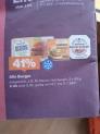 41% auf tiefgekühlte Burger Migros
