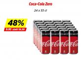 Neue Coke Classic/ Zero 48% Rabatt (Denner)