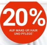 20% auf Make-Up, Hair & Pflege bei Import Parfumerie, z.B. Dior Capture Youth Serum Redness Soother für CHF 87.20 statt CHF 119.-