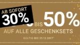 Bis zu 50% auf Geschenksets bei Import Parfumerie, z.B. MUGLER Alien Set mit Düften für CHF 73.50 statt CHF 105.-