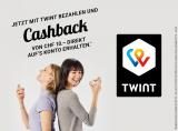 TWINT Cashback CHF 10 für Einkauf bei Import Parfümerie (mind. CHF 35)